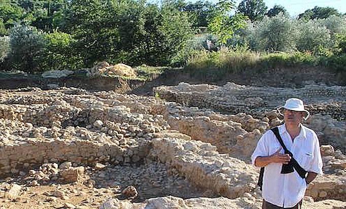 """""""Aria di scavo"""", presentazione XI Campagna Archeologica di Coriglia"""