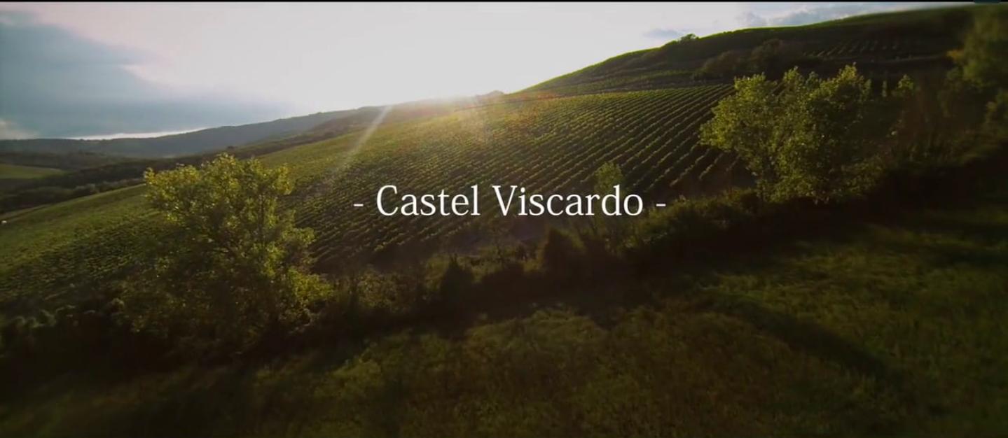 Il video di Castel Viscardo : acqua, aria, terra e fuoco