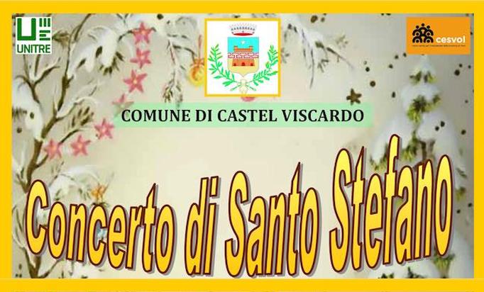 Torna il tradizionale concerto di Santo Stefano