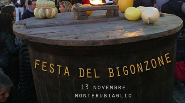 """Domenica 13 novembre torna la """"Festa del Bigonzone"""""""