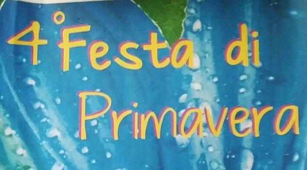 """Domenica 7 Maggio c'è la """"Festa di Primavera"""""""