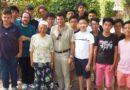 Da Hong Kong a Castel Viscardo: una lezione con gli allievi cantanti