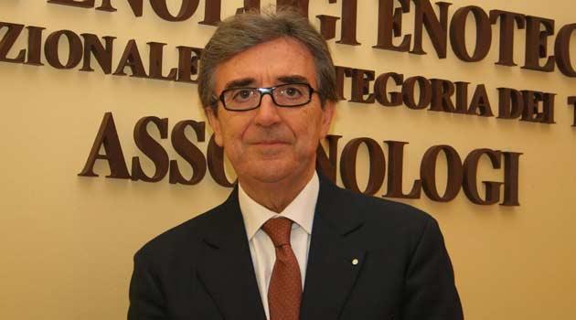 """Cotarella al Tg3 Umbria : """"Una stagione che non si ricorda a memoria d'uomo"""""""