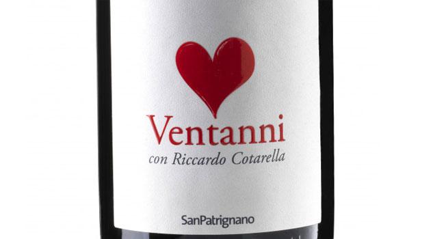 """""""Ventanni"""", un'etichetta per celebrare il legame tra Riccardo Cotarella e San Patrignano"""